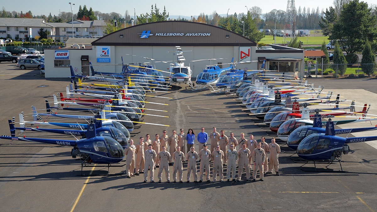 helicopter pilot School, helicopter school