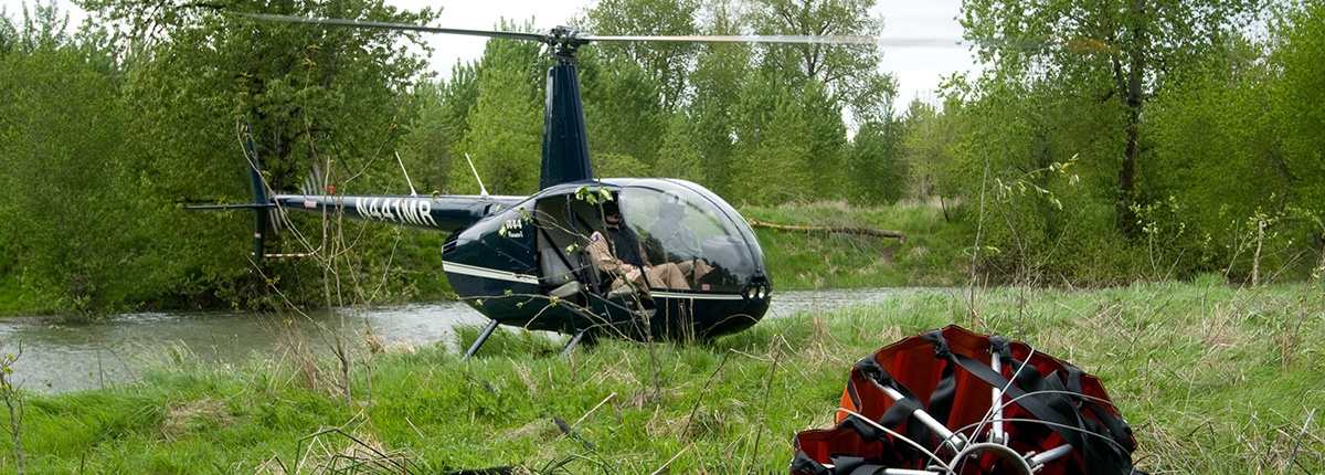 Helicopter Training Degree Programs