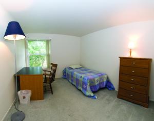 standard room in student housing