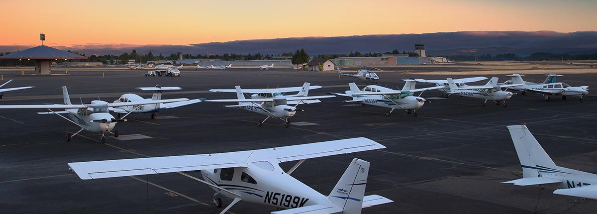 Airplane Flight Training Courses