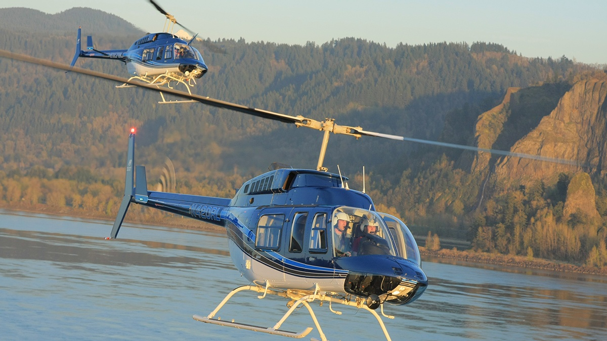 Helicopter License Cost Training Costs Hillsboroaeroacademy