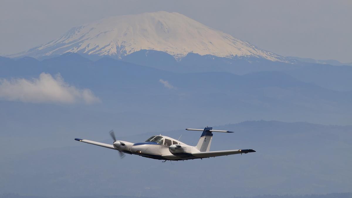 Airplane training CFI course