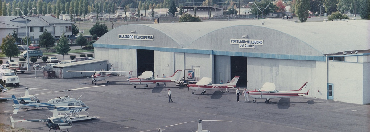 Hillsboro Helicopters Facility