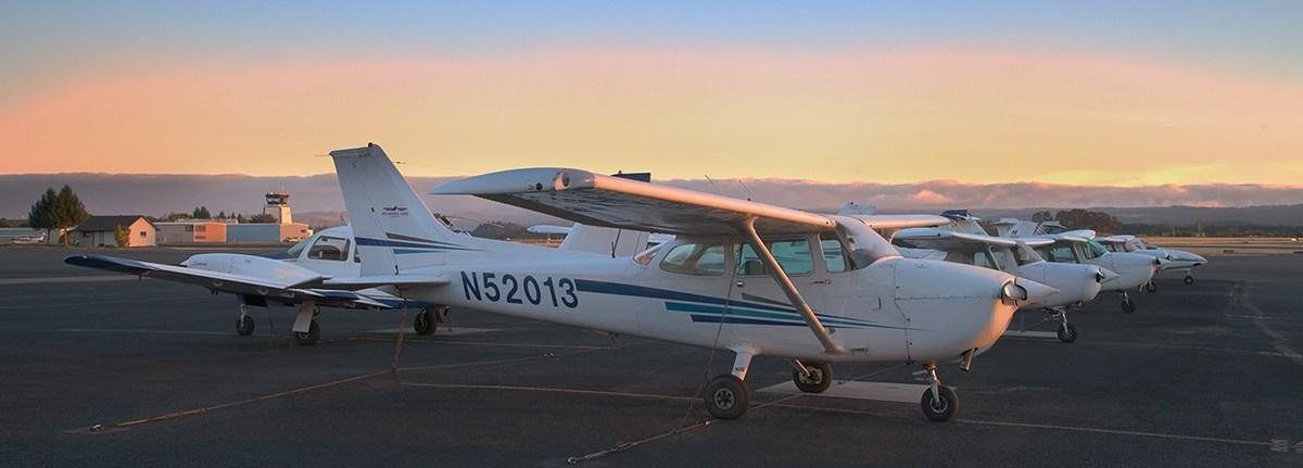 Hillsboro Aero Academy Aircraft Fleet