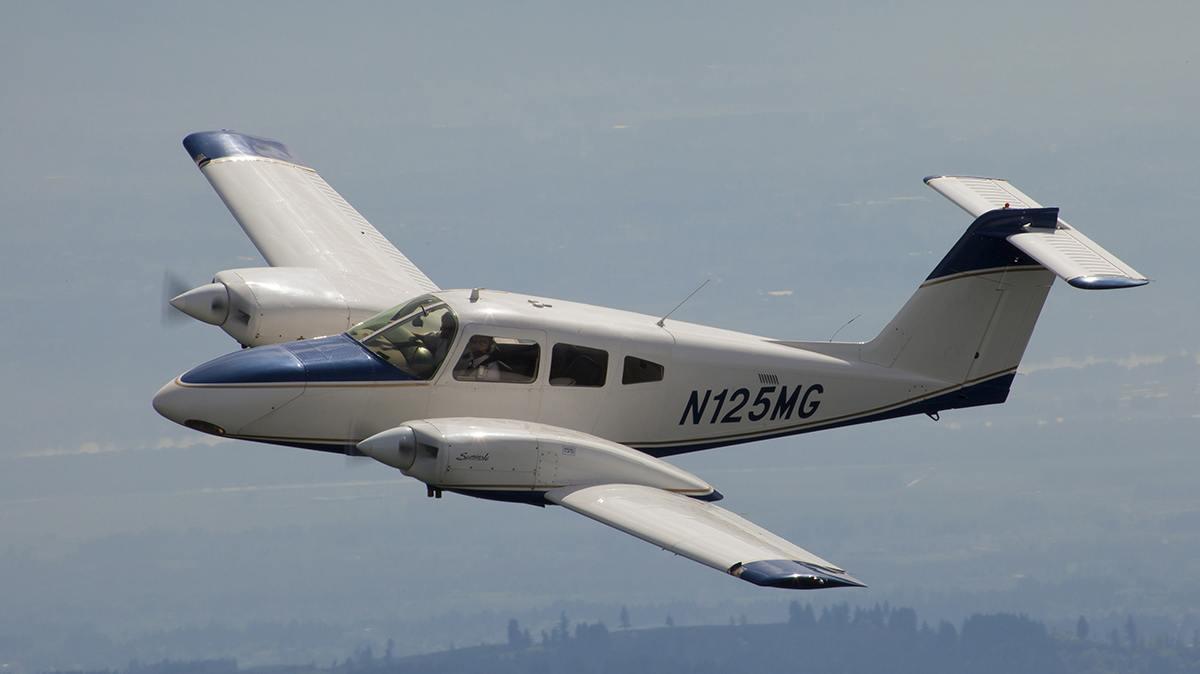 HAA airplane flight instructor training