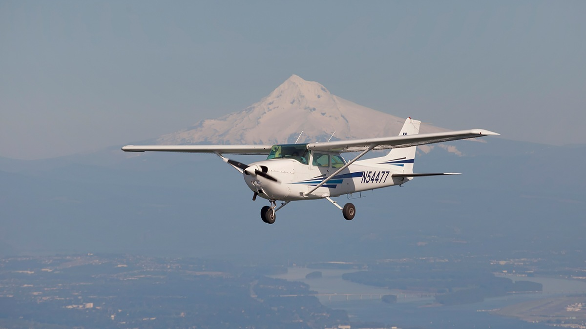 Cessna instrument flight training