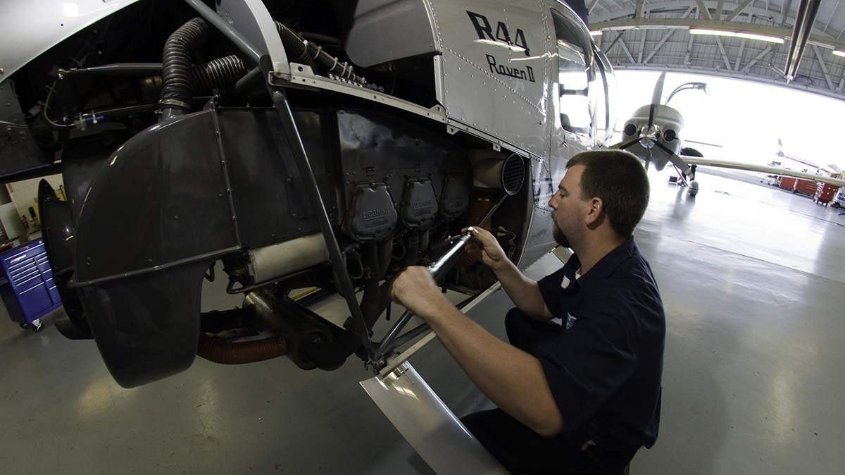mechanic jobs at HAA