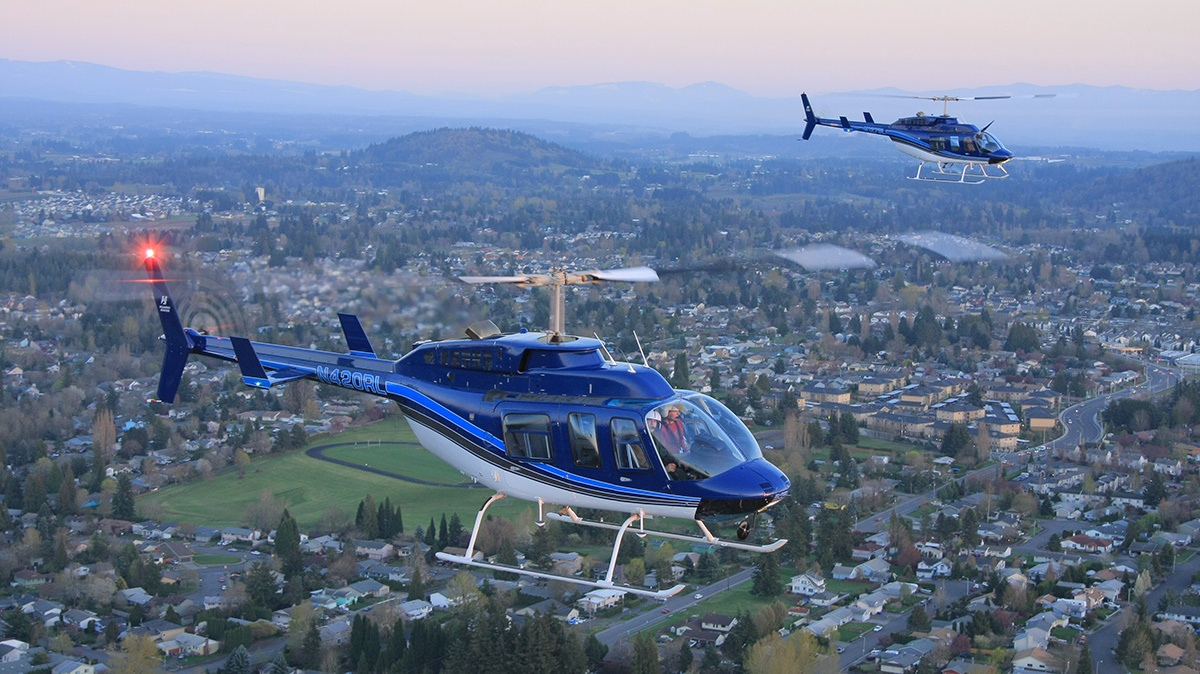 Helicopter specialty training courses