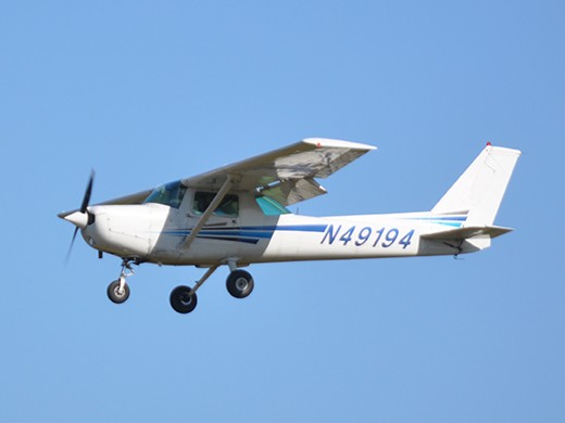 Cessna 152 at HAA