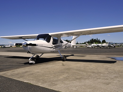 Cessna 162 at HAA