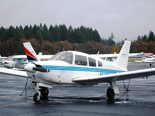 Hillsboro Aero Academy Piper Arrow
