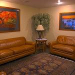 lobby at Hillsboro Aero Academy
