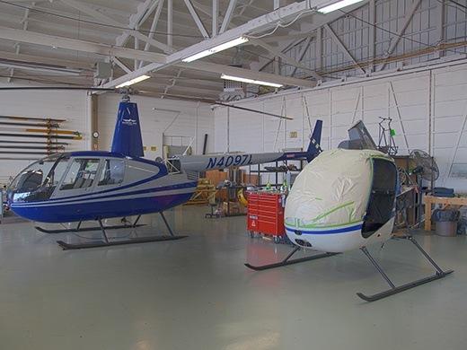 HAA R22 overhaul