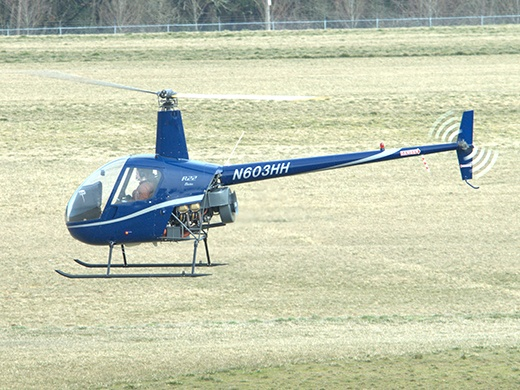 HAA R22 Instrument Training Helicopter