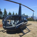 HAA R44 Helicopter