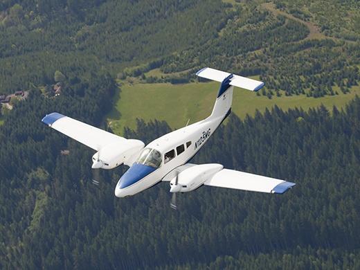 Seminole flight training at HAA