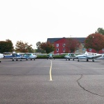 HAA Troutdale Campus Airplane Flight Line