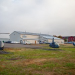 Troutdale Campus Helicopter Flight Line