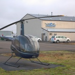 Robinson R22 at Troutdale Campus